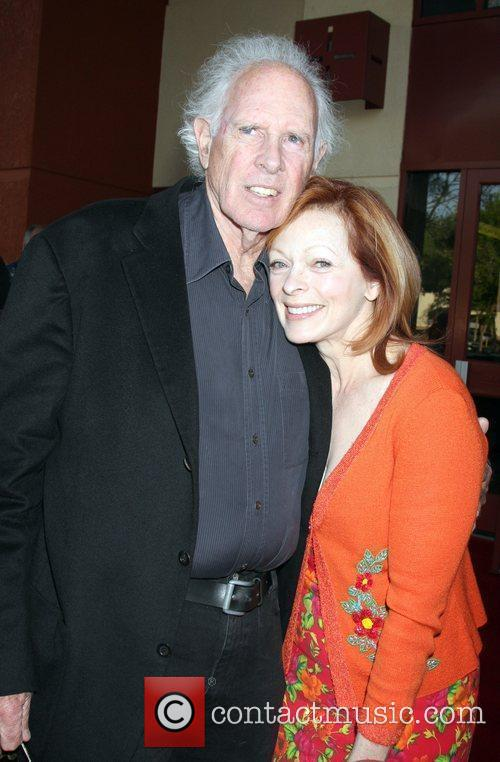 Bruce Dern and Frances Fisher at the 12th...