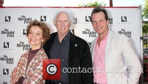 Grace Zabriskie, Bruce Dern & Bill Paxton at...