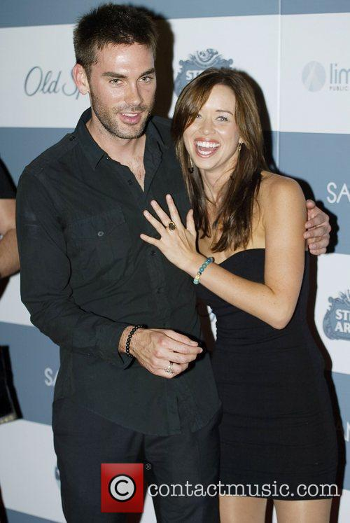 Drew Fuller and guest The 2010 San Diego...