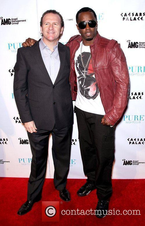 Neil Moffitt and Sean Combs aka Diddy Sean...