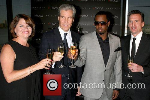 Dawn Robertson, Terry J. Lundgren, Macy's CEO and...