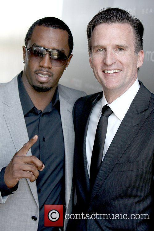 Sean Combs and Jeffrey Gennette Sean Combs aka...