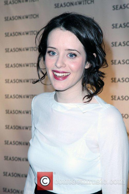 Claire Foy and The Witch 1