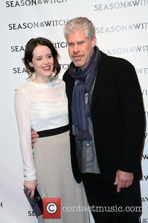 Claire Foy, Ron Perlman and The Witch 2