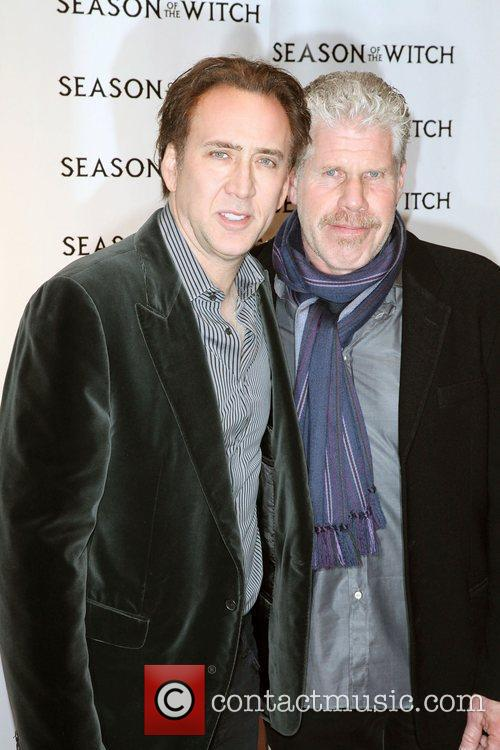Nicolas Cage, Ron Perlman and The Witch 5