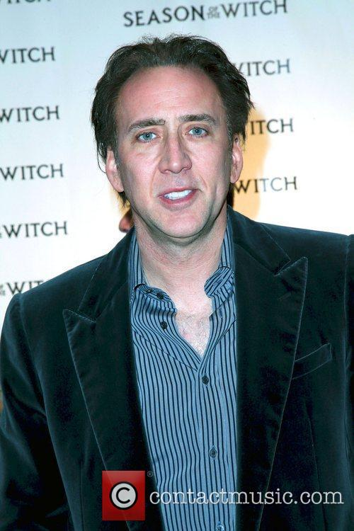 Nicolas Cage and The Witch 9