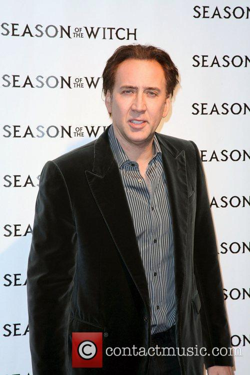 Nicolas Cage and The Witch 7