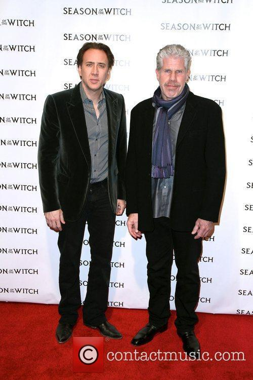 Nicolas Cage, Ron Perlman and The Witch 4