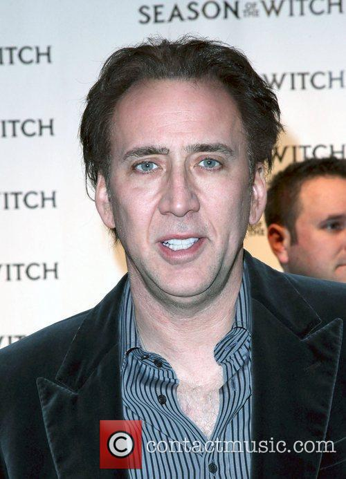 Nicolas Cage and The Witch 10