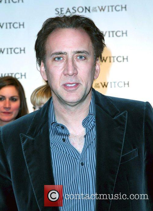 Nicolas Cage and The Witch 8