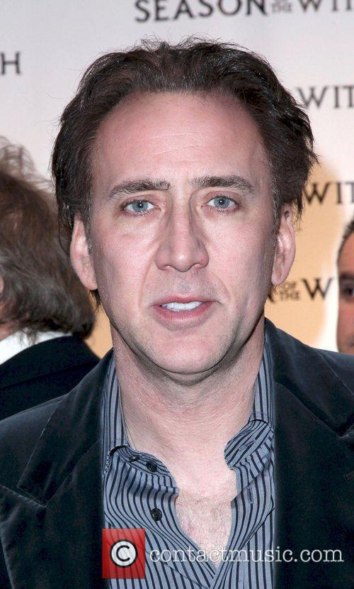 Nicolas Cage and The Witch 6