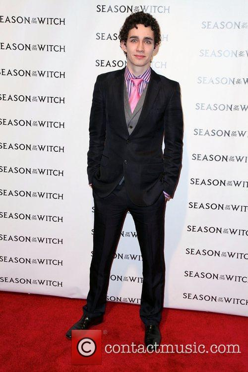 Robert Sheehan and The Witch 3