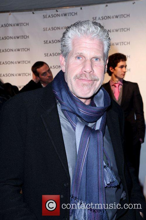 Ron Perlman and The Witch 4