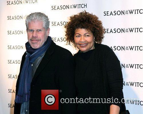 Ron Perlman and The Witch 3
