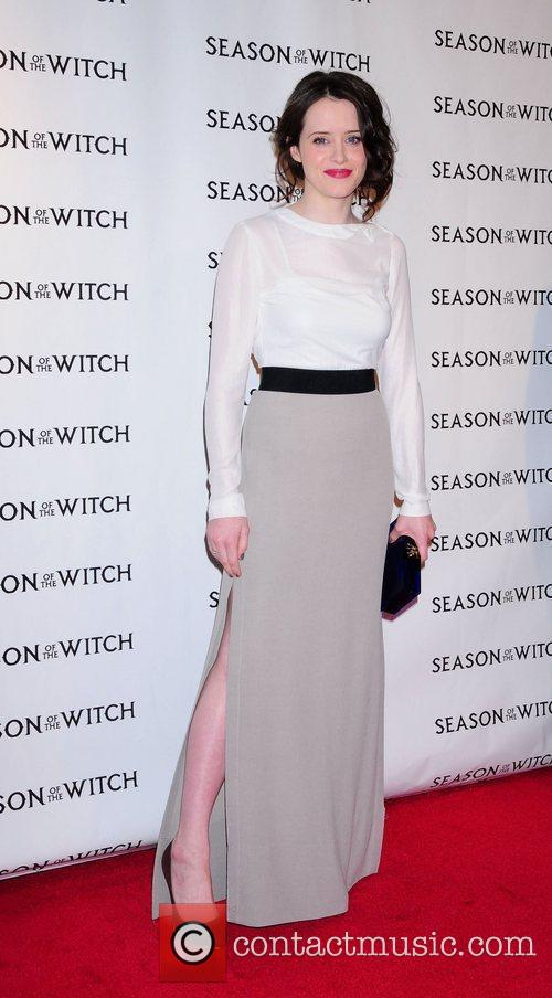 Claire Foy and The Witch 5