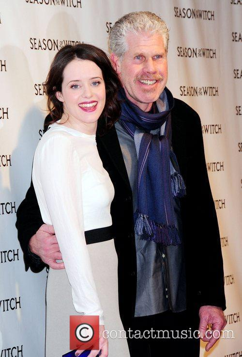 Claire Foy, Nicholas Cage and The Witch 1
