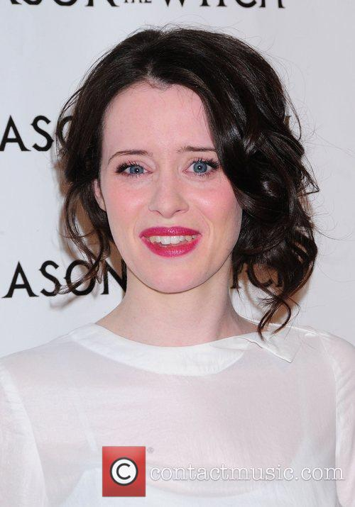 Claire Foy and The Witch 6