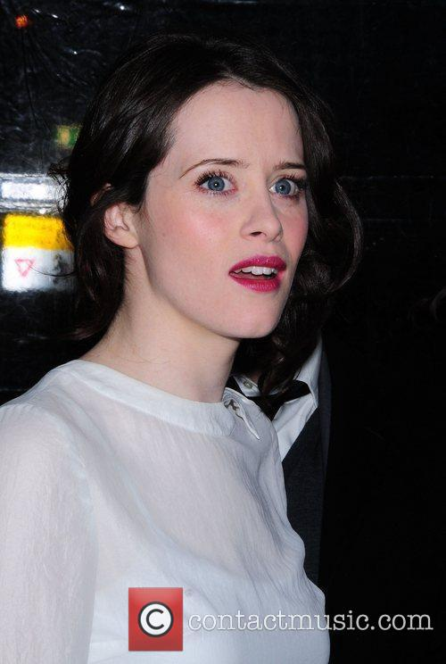 Claire Foy and The Witch 3