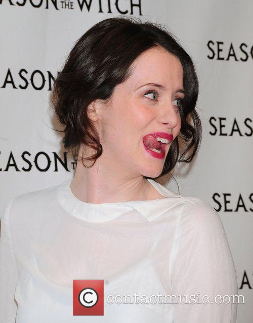 Claire Foy, The Witch