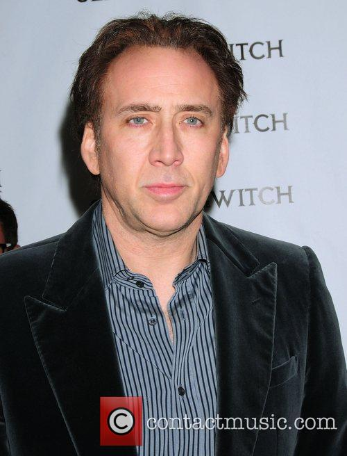 Nicholas Cage and The Witch 4