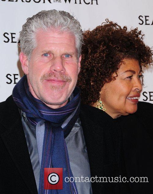 Ron Perlman and The Witch 6