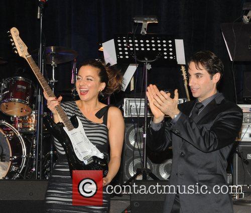 Kara Tremel and Joseph Leo Bwarie Seasons at...