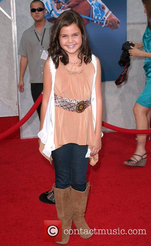 Bailee Madison Premiere of Walt Disney Pictures' 'Secretariat'...