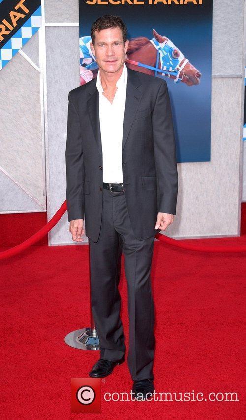 Dylan Walsh Premiere of Walt Disney Pictures' 'Secretariat'...