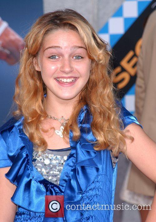 Christina Gabrielle Premiere of Walt Disney Pictures' 'Secretariat'...