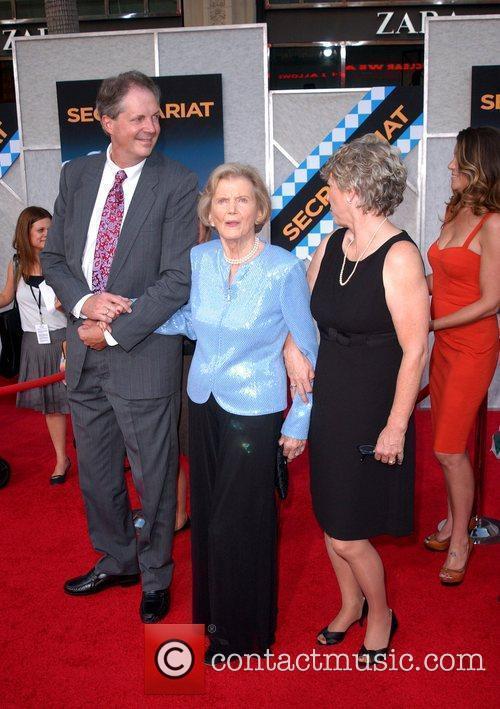 Penny Chenery Premiere of Walt Disney Pictures' 'Secretariat'...