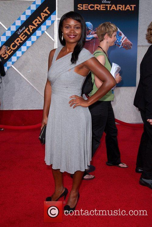 Serena Reeder Premiere of Walt Disney Pictures' 'Secretariat'...