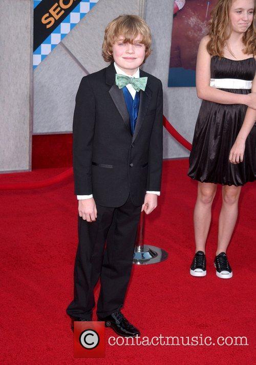 Jacob Rhodes Premiere of Walt Disney Pictures' 'Secretariat'...