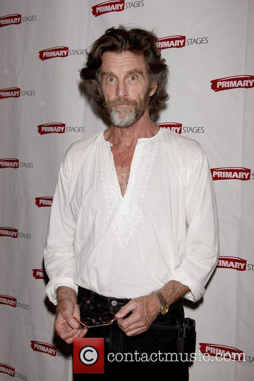 John Glover Opening night afterparty for the Off-Broadway...