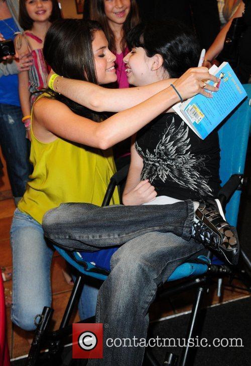 Selena Gomez and Gomez 3