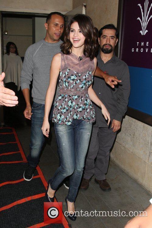 Selena Gomez and Audrina Patridge 5