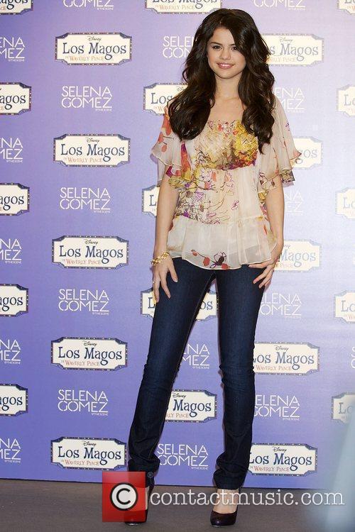 Selena Gomez presents her new album 'Kiss &...