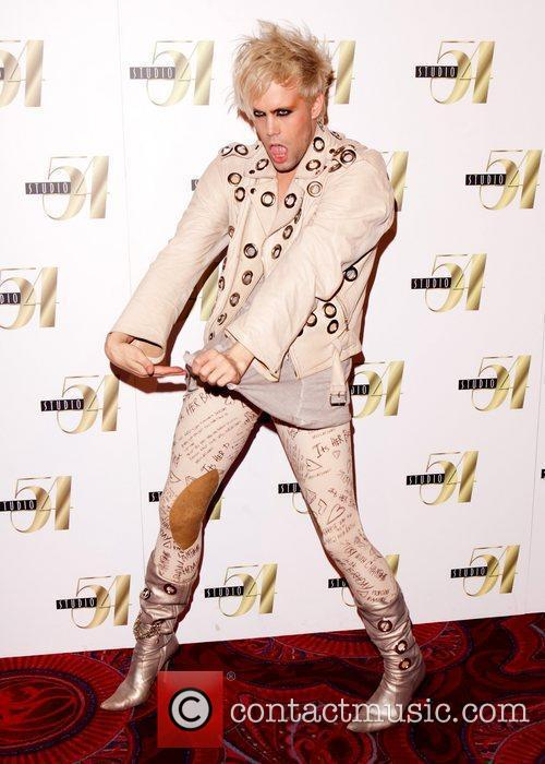 Justin Tranter Semi-Precious Weapons host After-Concert Party at...