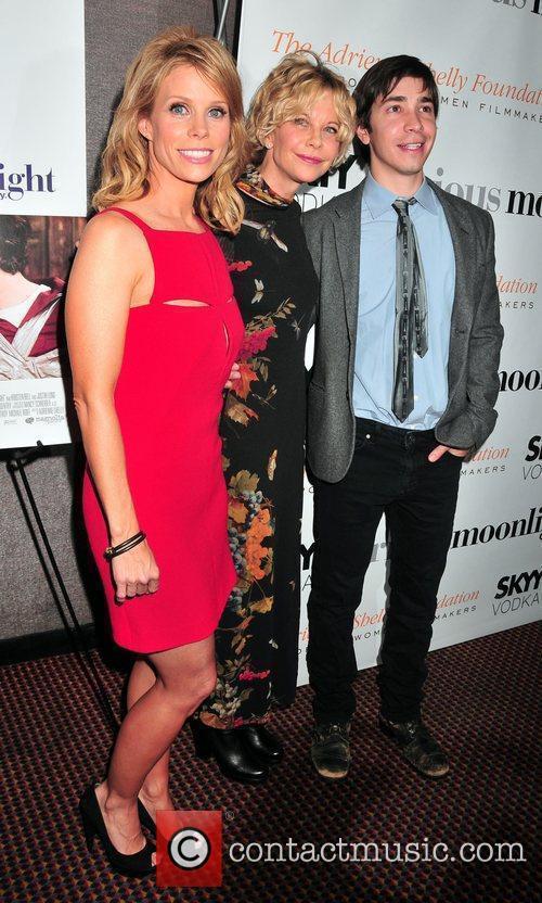 Cheryl Hines, Meg Ryan and Justin Long The...