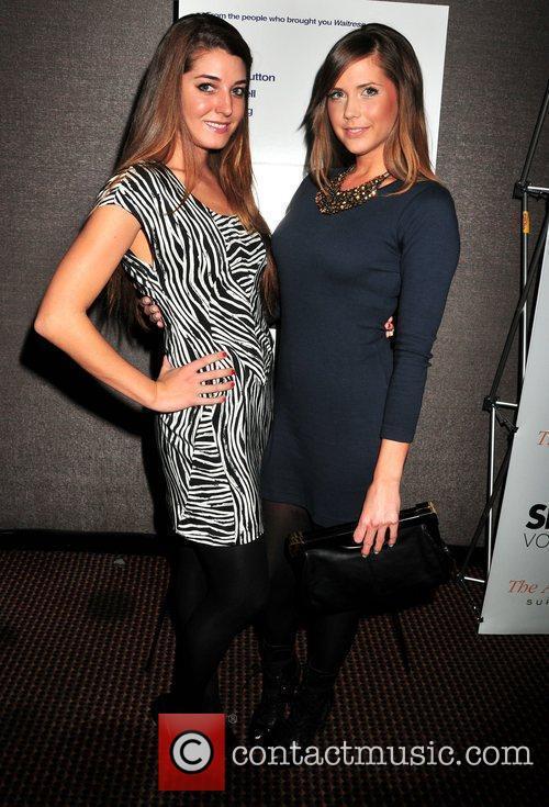 Erin Lucas and Guest The premiere of 'Serious...