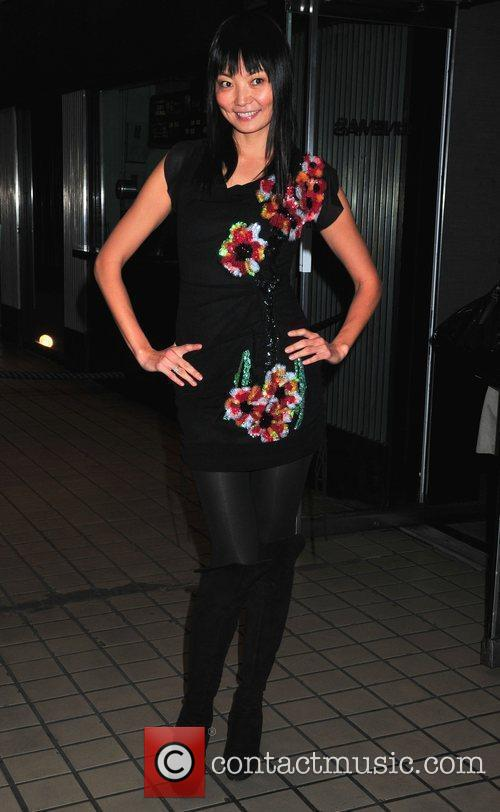 Irina Pantaeva The premiere of 'Serious Moonlight' held...