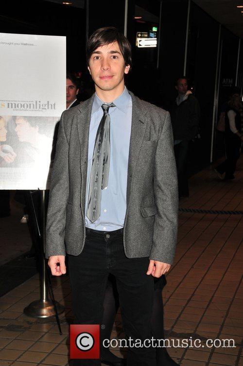 Justin Long The premiere of 'Serious Moonlight' held...