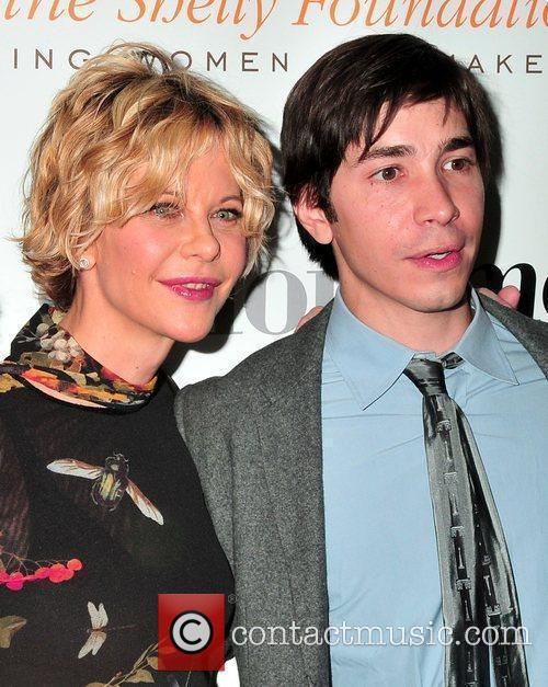 Meg Ryan and Justin Long The premiere of...