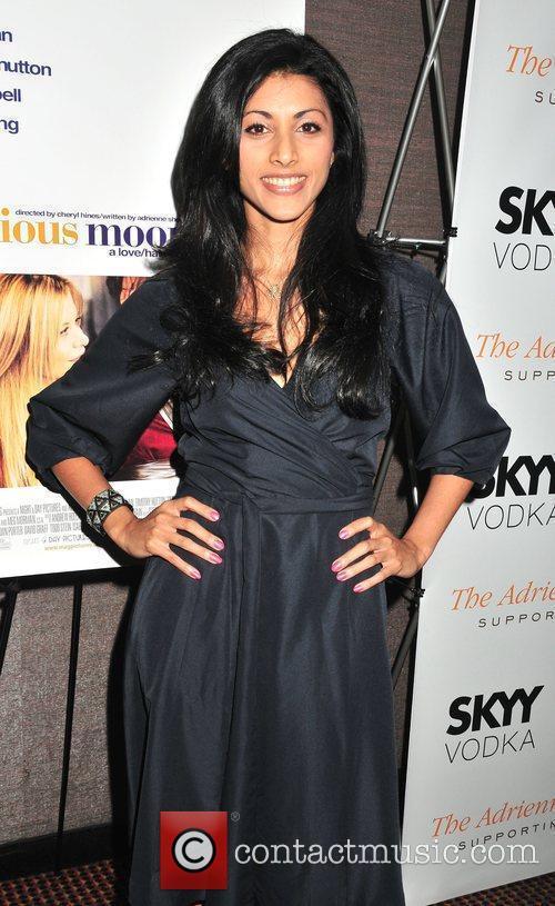 Rashma Shetty The premiere of 'Serious Moonlight' held...