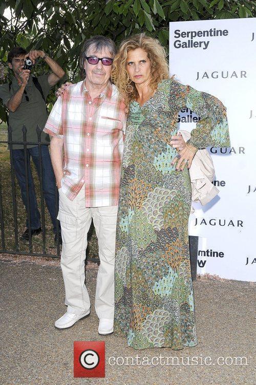 Bill Wyman and Suzanne Wyman 1
