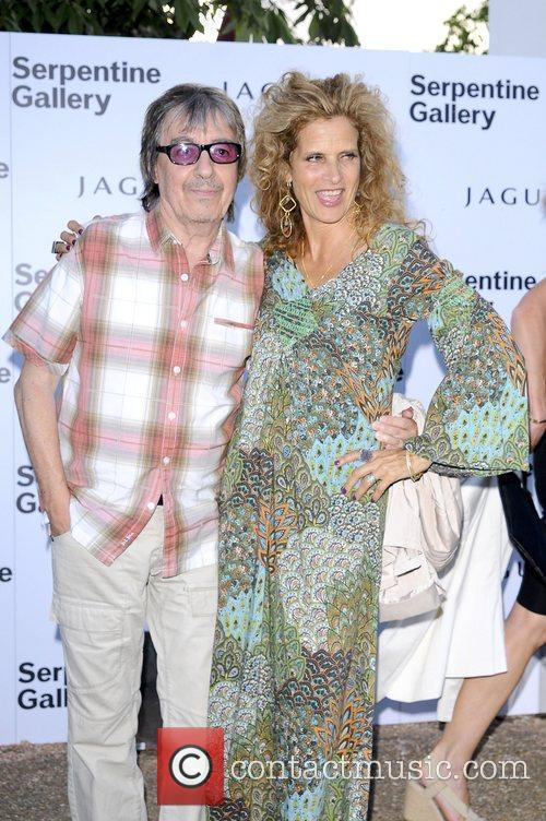 Bill Wyman and Suzanne Wyman 2