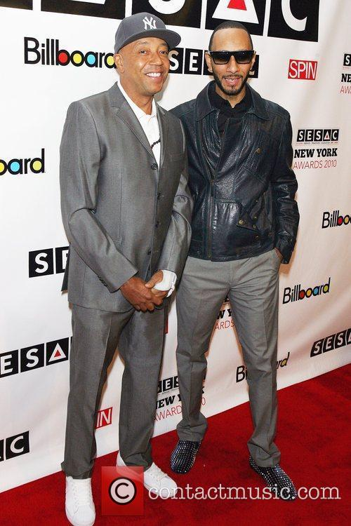 Russell Simmons and Swizz Beatz 2