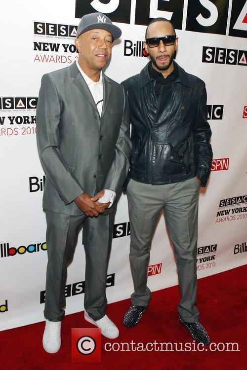 Russell Simmons and Swizz Beatz 1