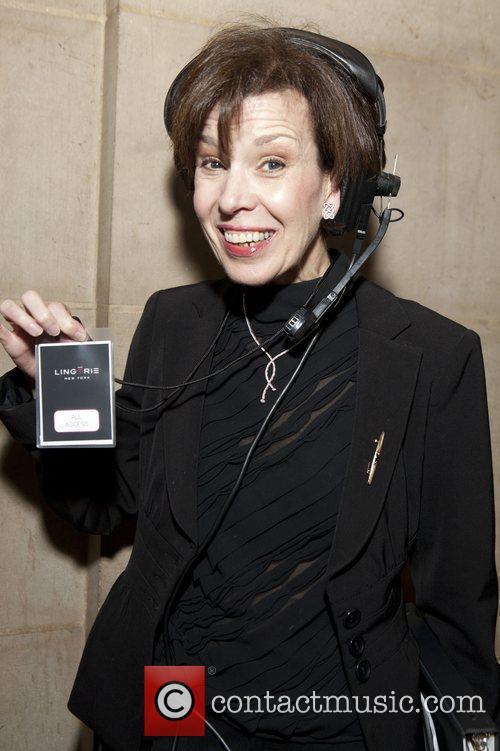 Judy Rice - fashion show co-ordinator Seven Bar...