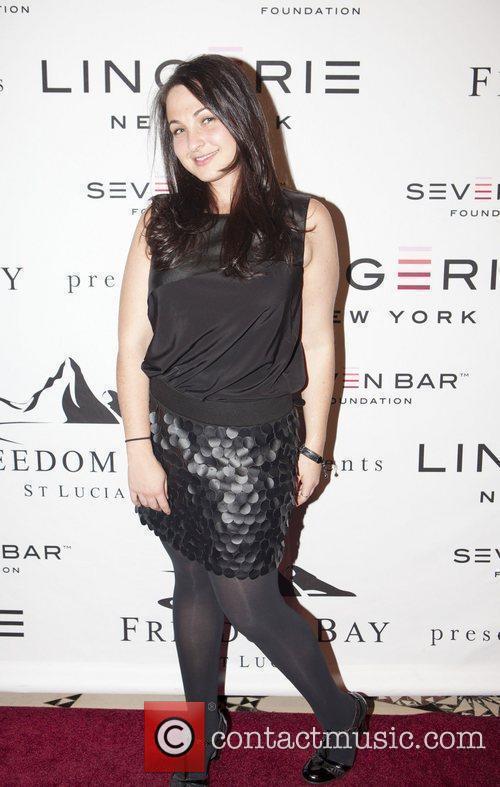 Emily Levinson Seven Bar Foundation host Lingerie New...