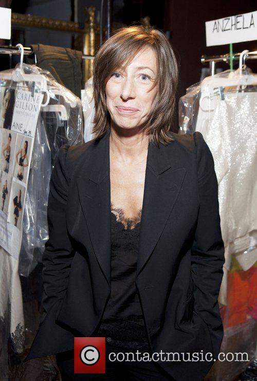 Carine Gilson Seven Bar Foundation host Lingerie New...